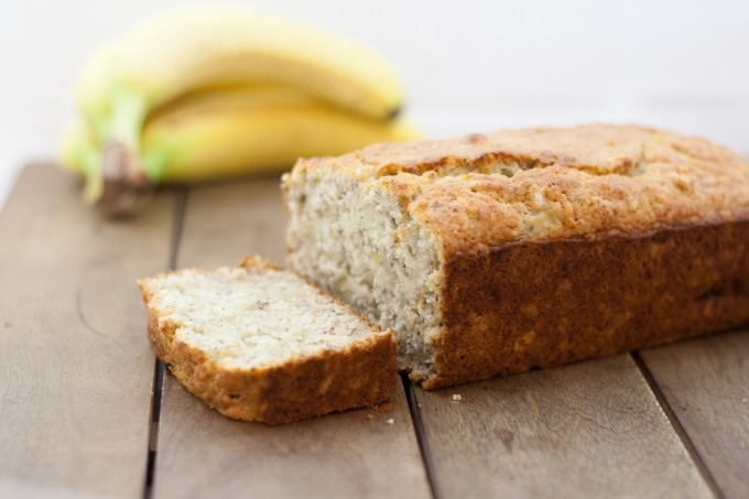 Loaf of Banana Bread