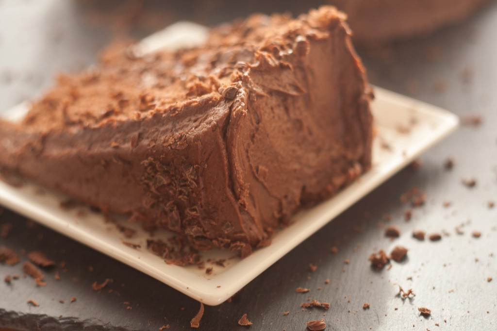 Chocolate Cake Slice 2