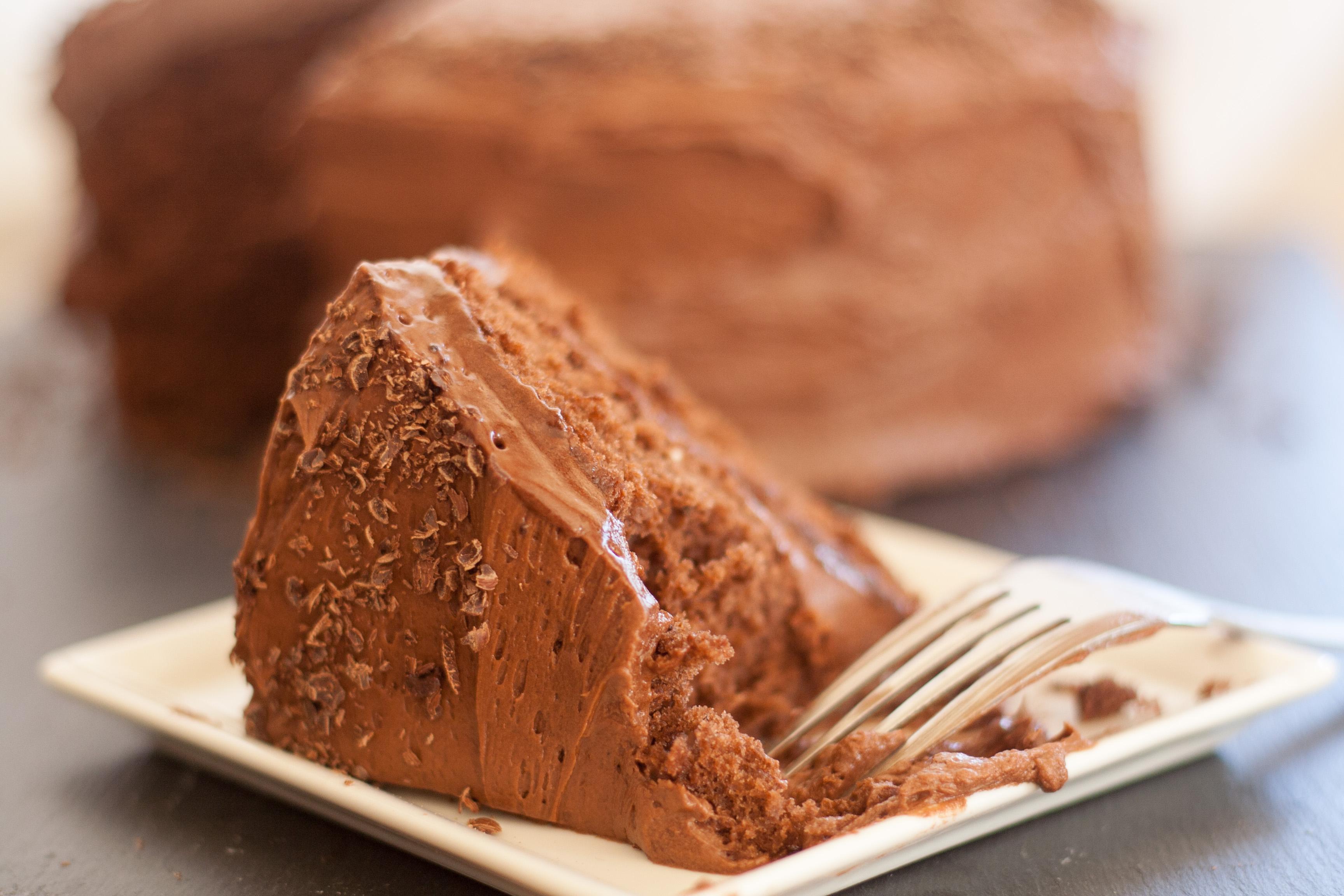 Lindt Basic Chocolate Cake Recipe
