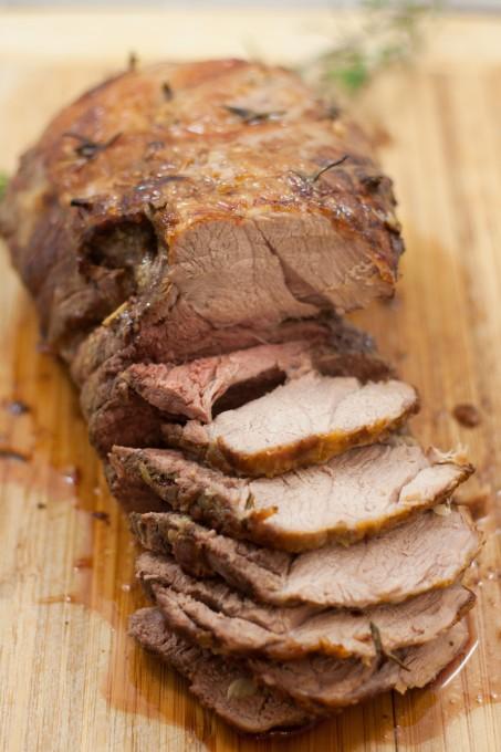 Lamb Roast - Cut 2