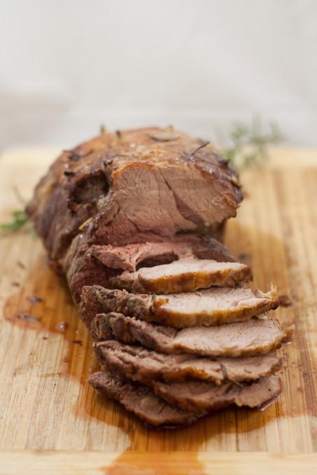 Lamb Roast - Cut