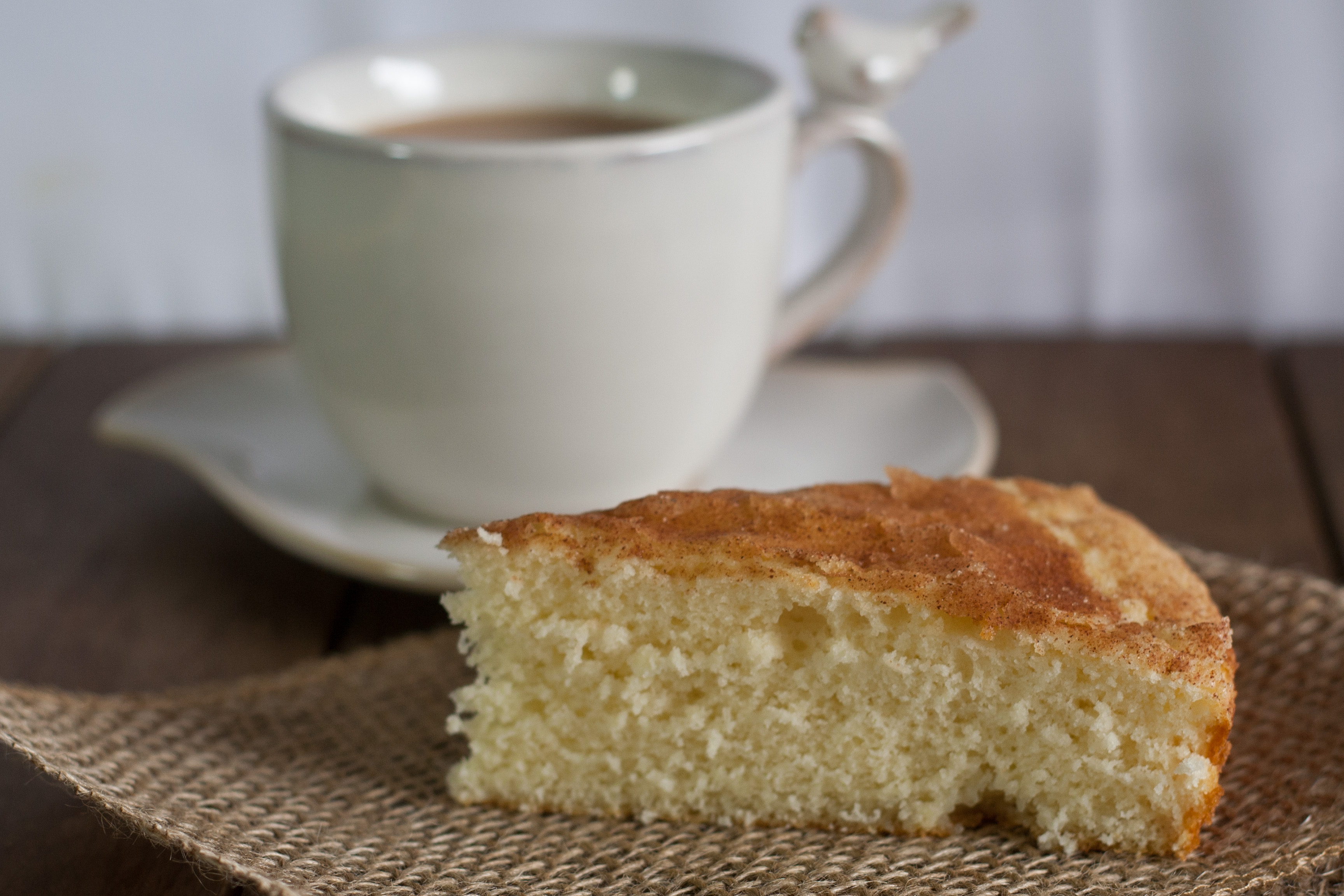 Tea Cake Pan Recipe