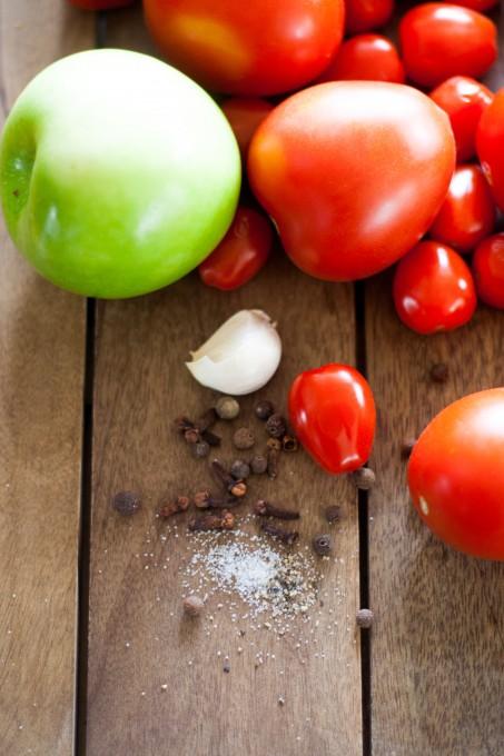 Tomato Ketchup Ingredients