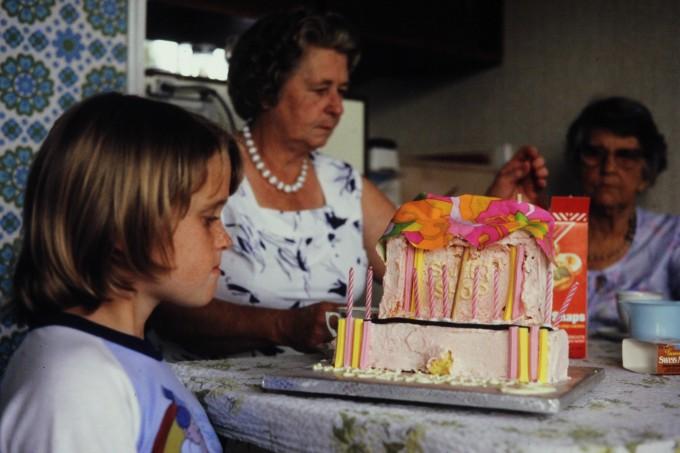 Candy Shop Cake
