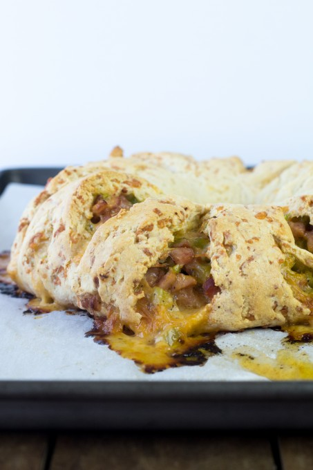 Savory Scone Ring