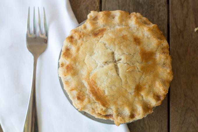 Single Meat Pie