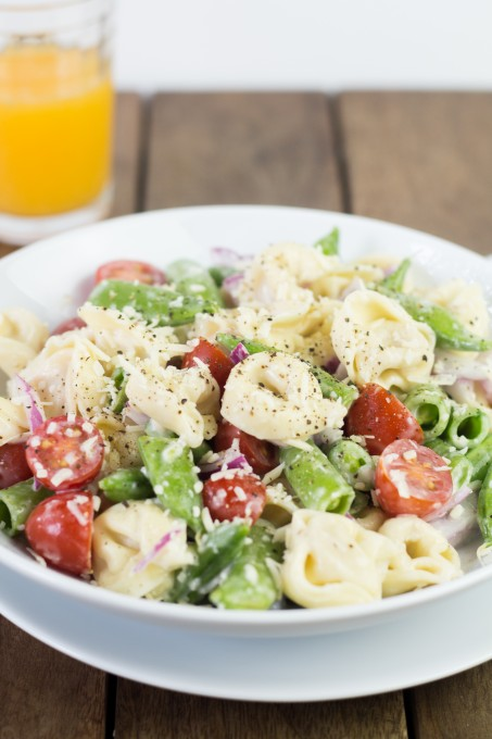 Tortillini Salad