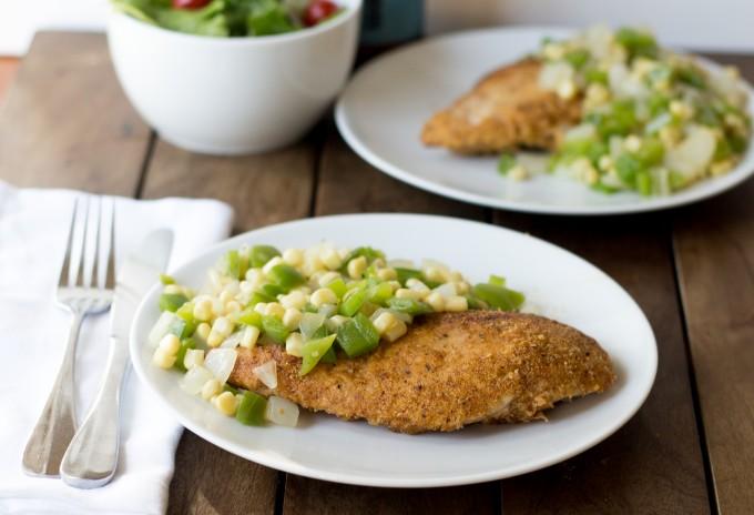 Cornmeal Chicken