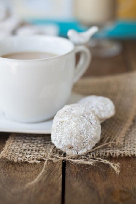 Vanilla Chai Cookies