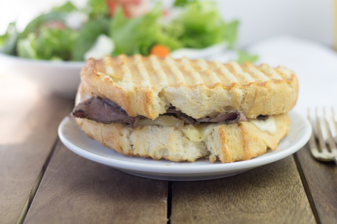 Roast Beef Sandwich - a delicious lunch