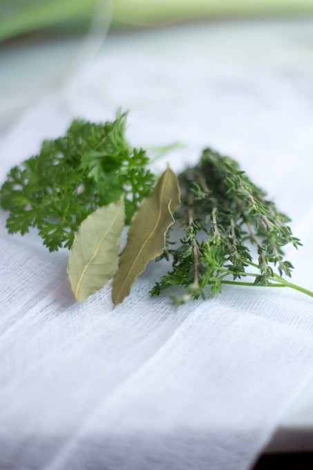 Herbs for Bouquet Garni