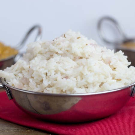 An Easy Indian Rice