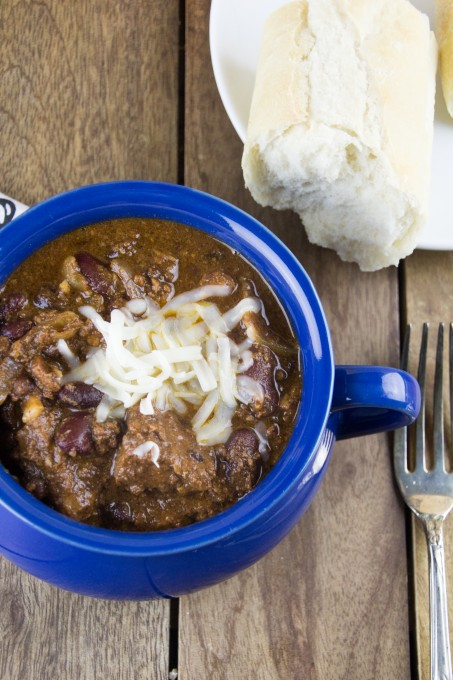 Meat Lovers Chili