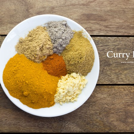 Curry Powder Spices