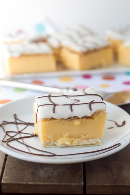 Vanilla Slice - a well loved Australian treat